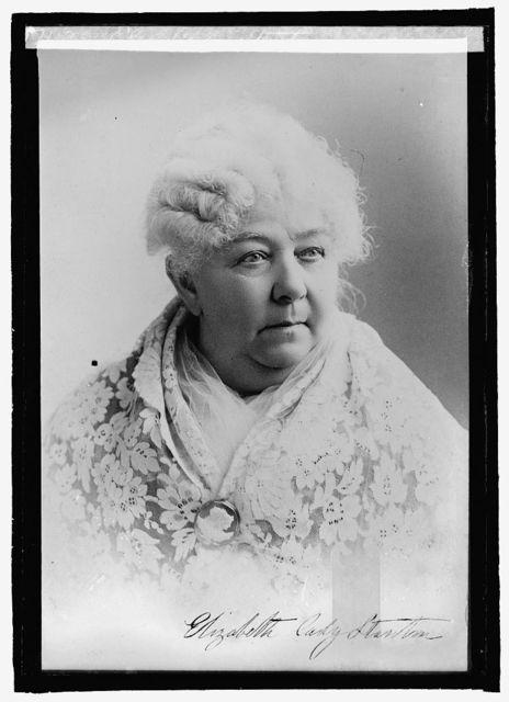 Eliz. Cady Stanton