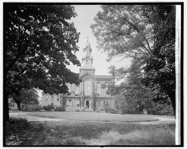 Episcopal Theological Seminary, Seminary, Va.
