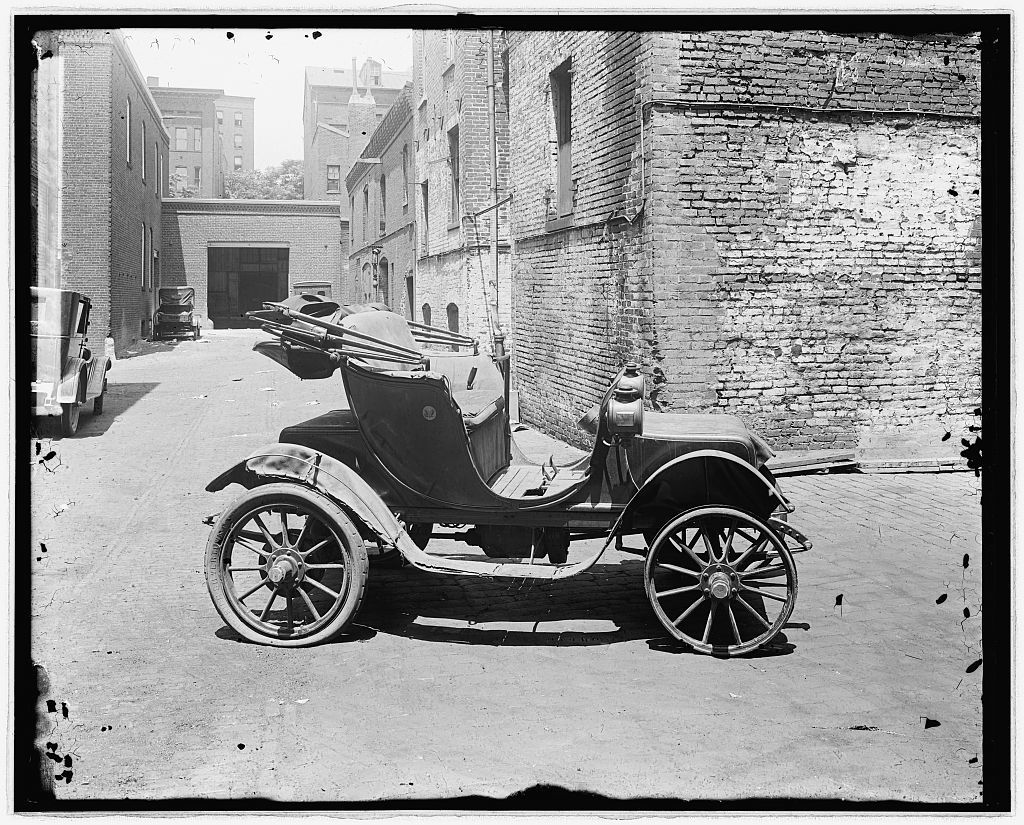 Ford Motor Co. old electric