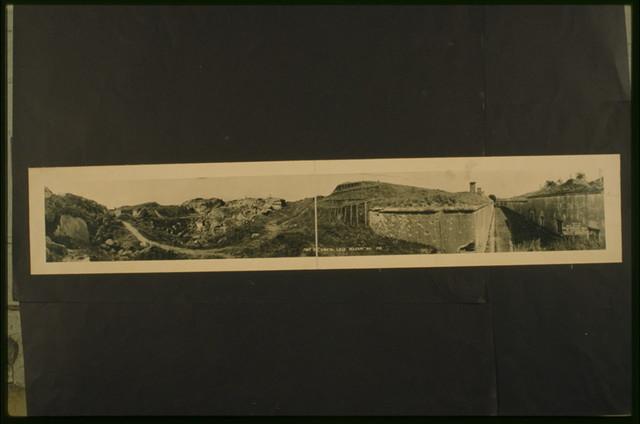 Fort de Loncin, Liege, Belgium, Nov., 1918