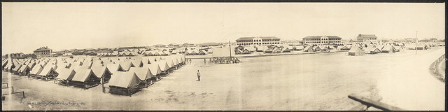 Ft. Crockett, Galveston, Tex., 1918