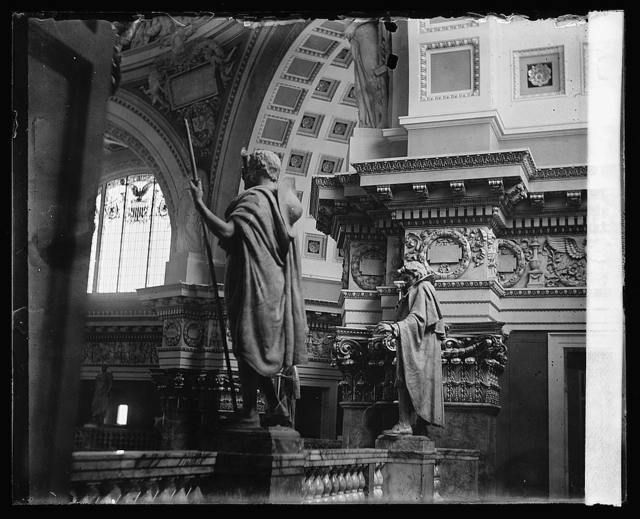 Gallery, Library [of Congress, Washington, D.C.]