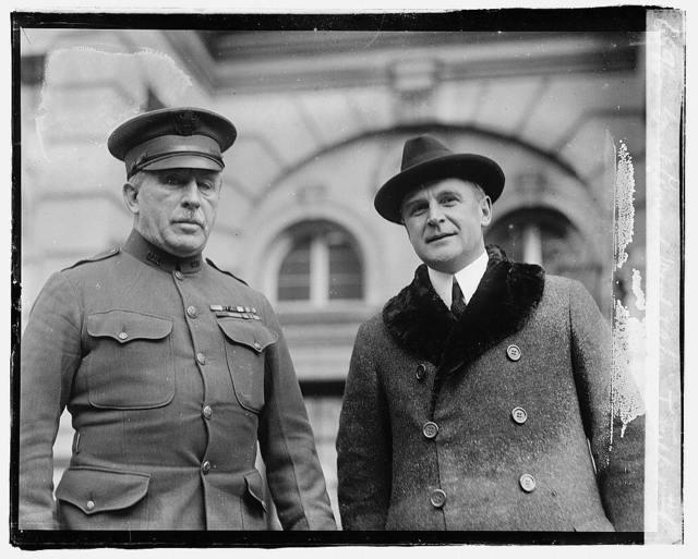 Gen'l. Leonard Wood & Alvan T. Fuller #6
