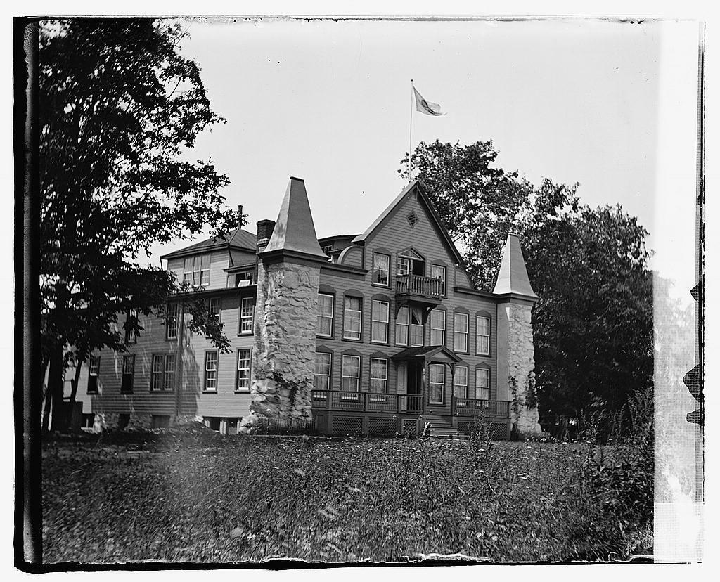 Glen Echo, Clara Barton Chapel, [Maryland]