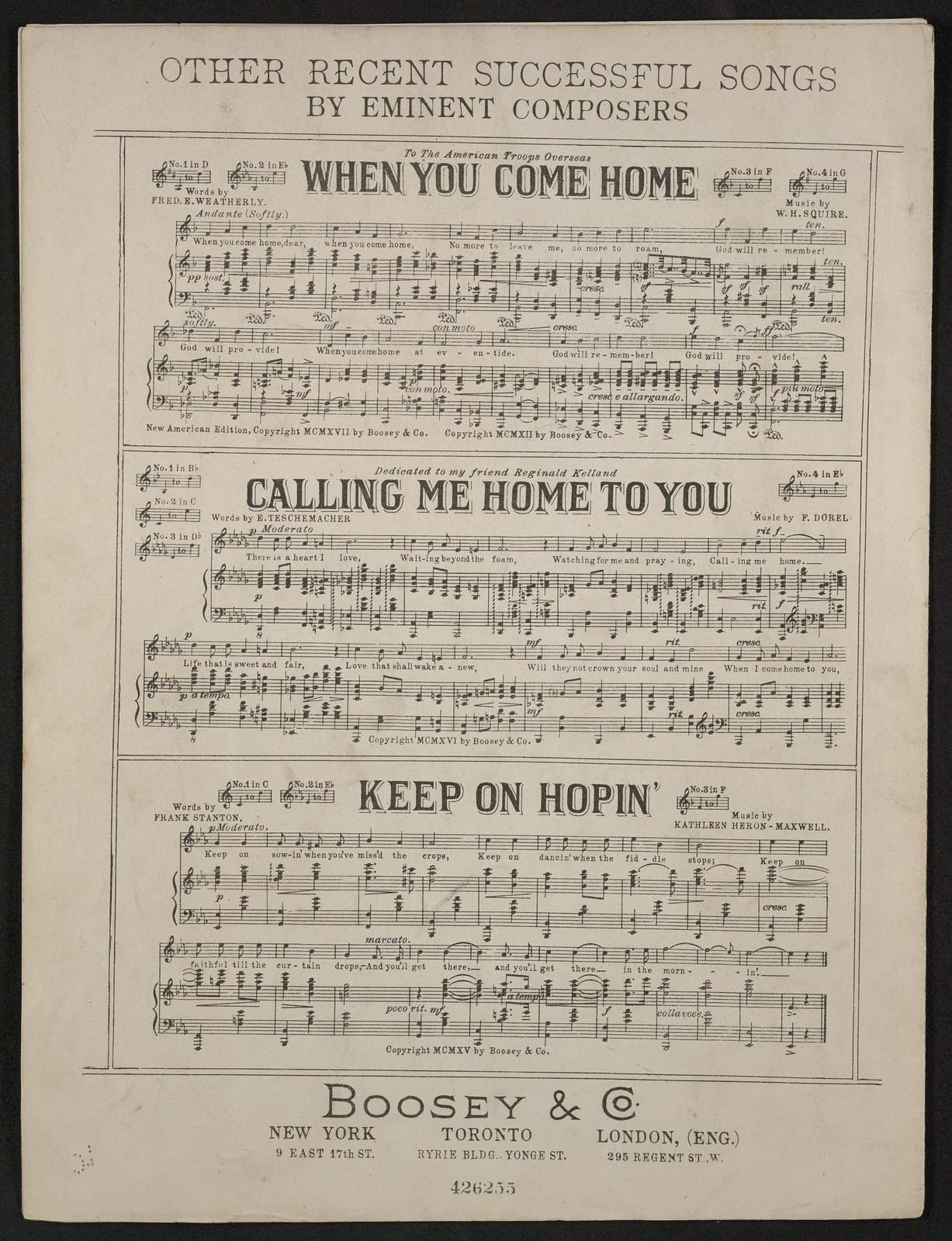 God be with our boys to-night song