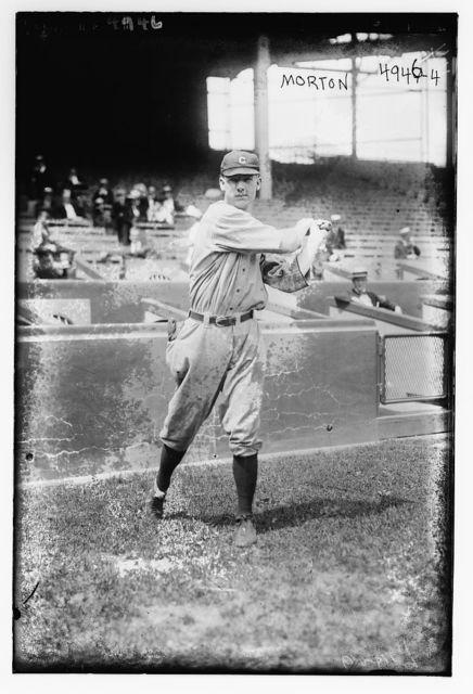 [Guy Morton, Sr., Cleveland AL (baseball)]