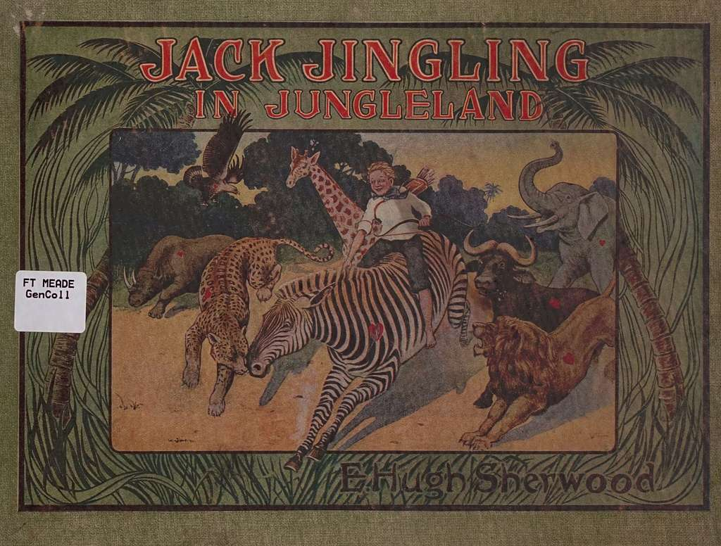 Jack Jingling in Jungleland,