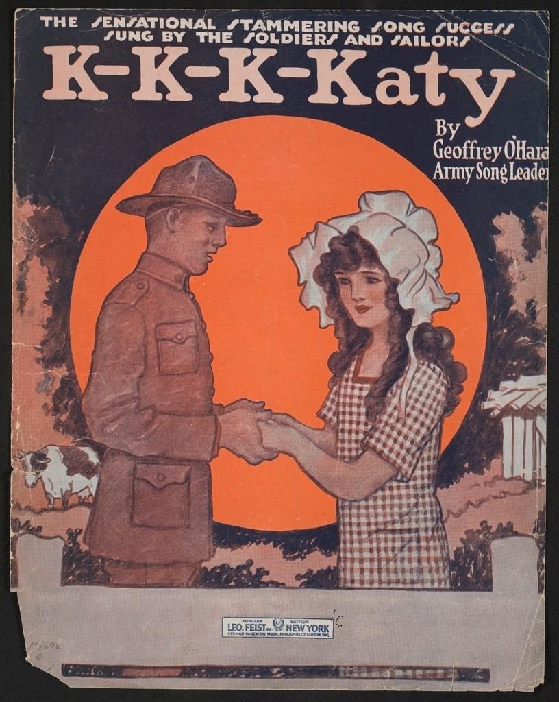 K-K-K-Katy - PICRYL Public Domain Search