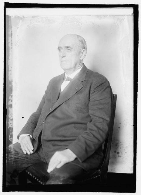 Lemuel P. Padgett, Tenn.