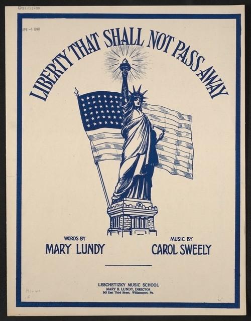 Liberty that shall not pass away