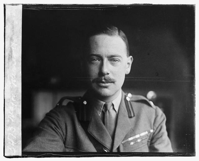 Major Merriott