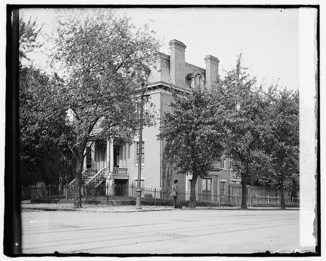 McClellan's Headquarters (1861-62), 17th & I St., S.W., Washington, D.C.