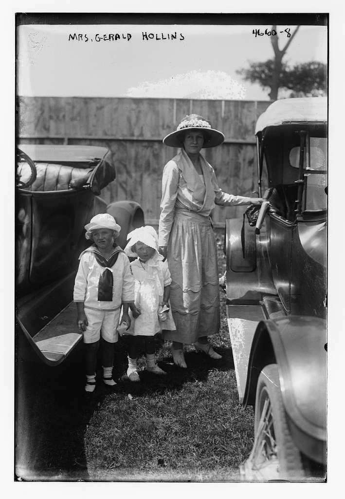 Mrs. Gerald Hollins