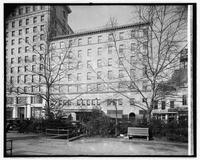 National Theater, [Washington, D.C.], Standard Eng. Co.