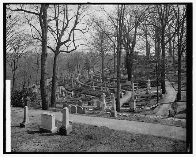 Oak Hill Cemetery, [Washington, D.C.]