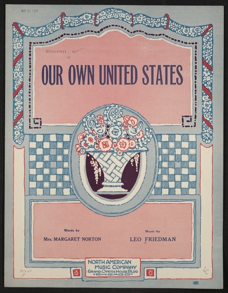Our own United States