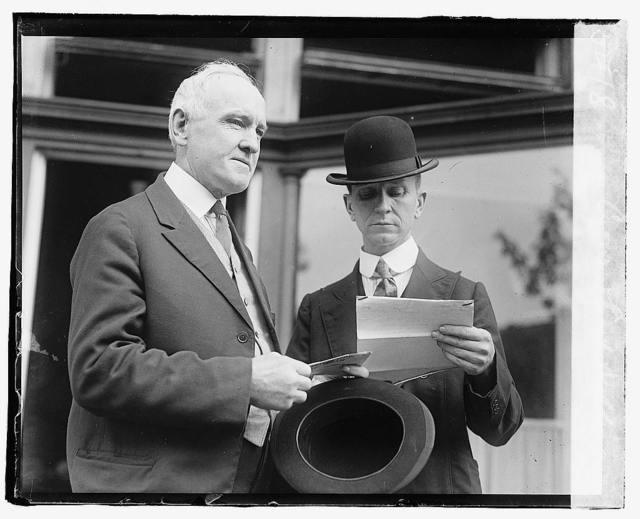 Pat Crowe & Earl Dudding