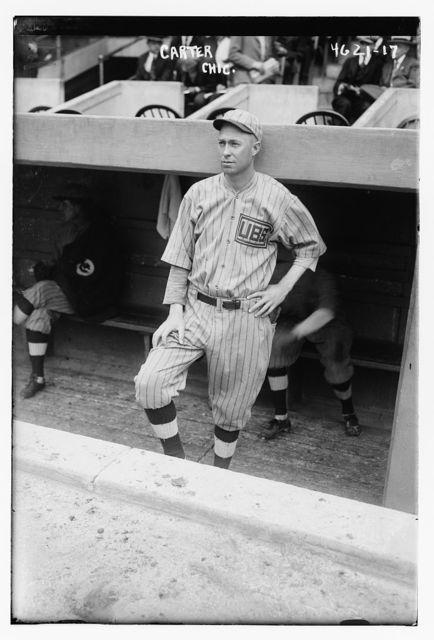 [Paul Carter, Chicago NL (baseball)]