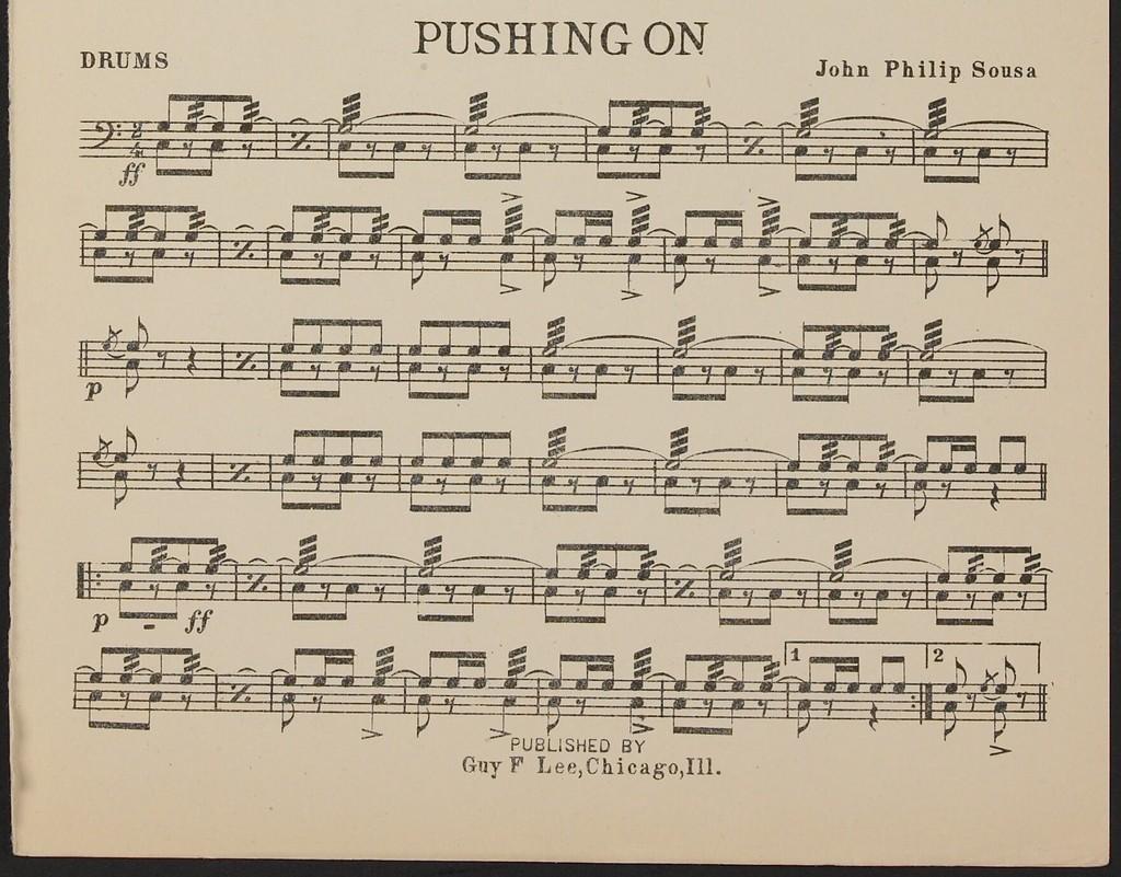 Pushing On
