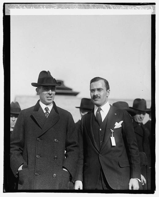 R.G. Cholmely-Jones & Franklin D'Olier