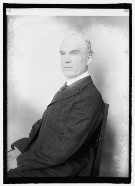 Simeon D. Fess, Ohio