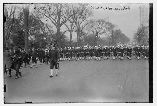 Sousa's Great Lakes Band