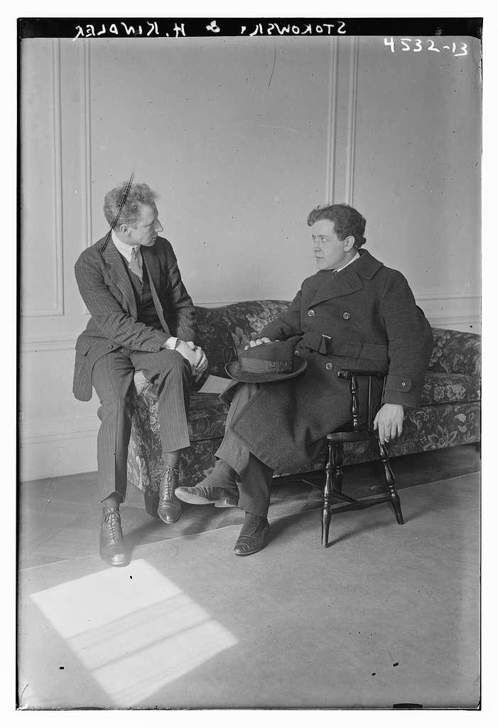 Stokowski & H. Kindler