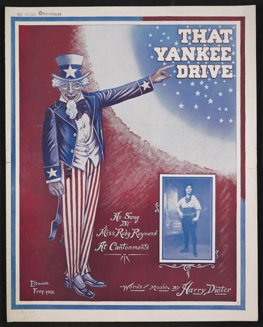 That Yankee drive