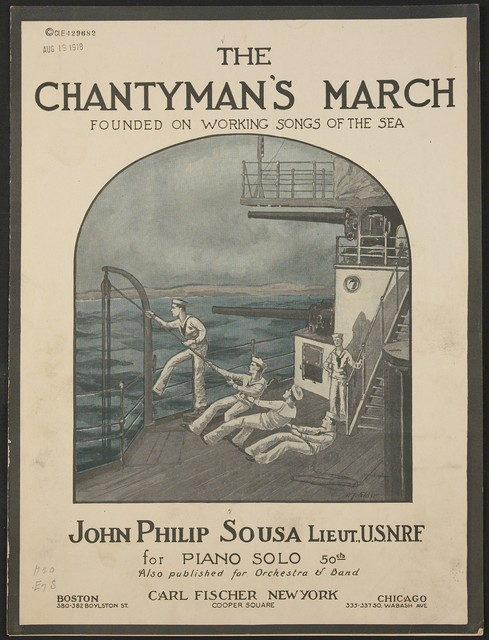 The  Chantyman's March
