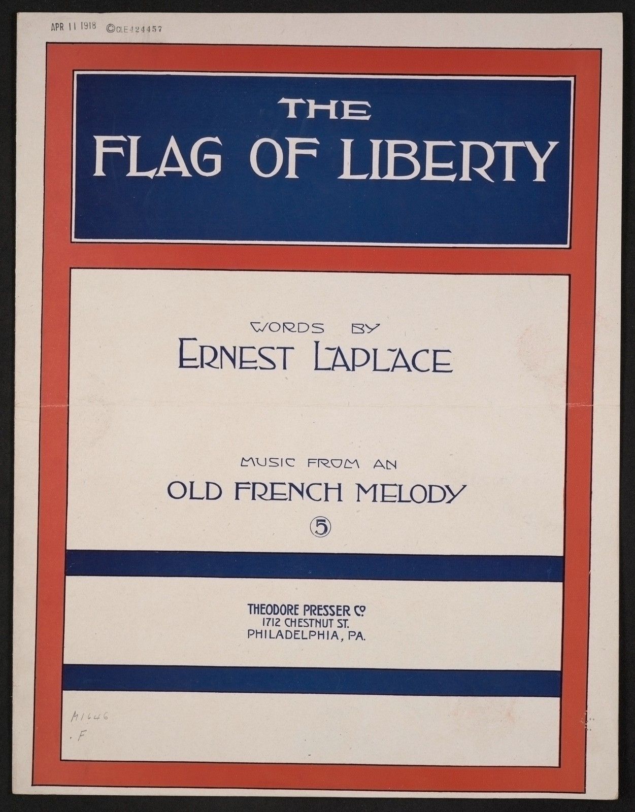 The  flag of liberty