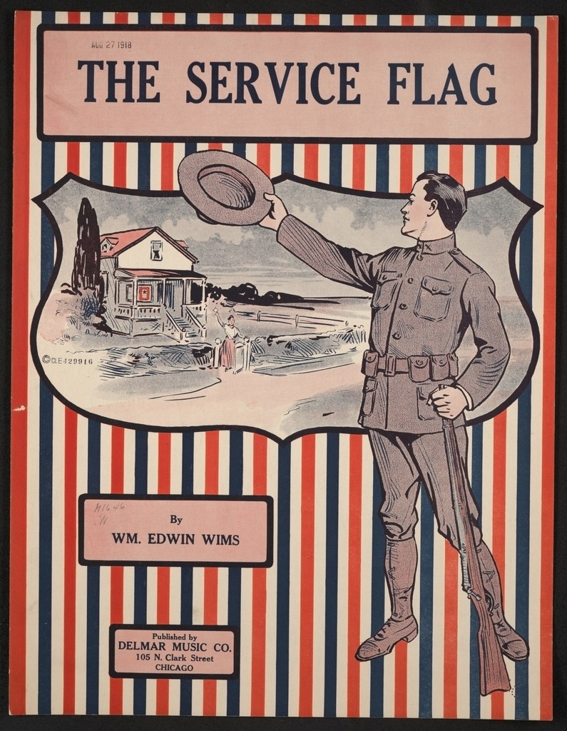 The  service flag