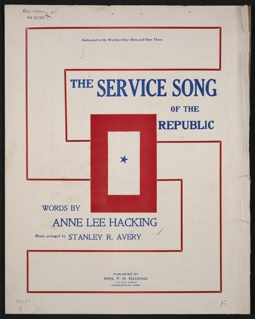 The  service song of the republic