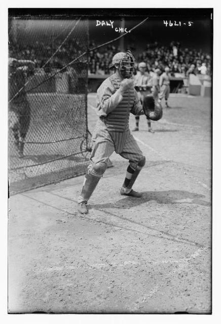 [Tom D. Daly, Chicago NL (baseball)]