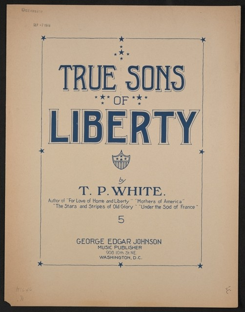 True sons of liberty
