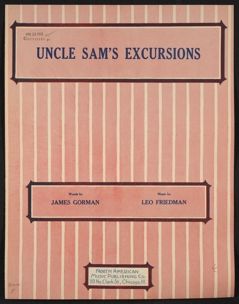 Uncle Sam's excursions