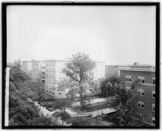 Wardman Courts, [Washington, D.C.], Nouth