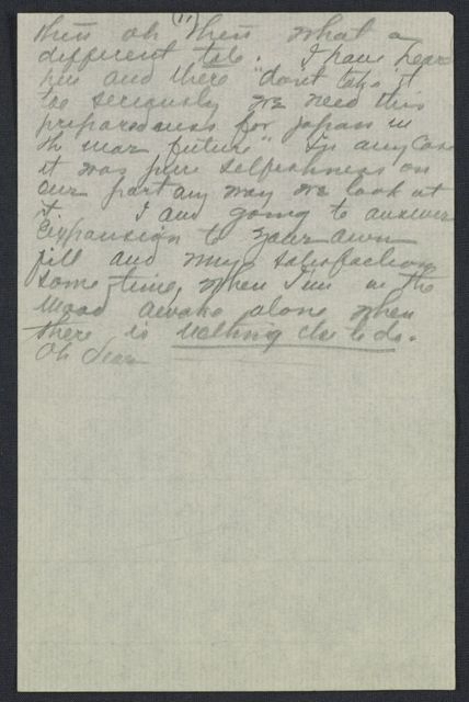Warren G. Harding-Carrie Fulton Phillips Correspondence: Correspondence and drafts of correspondence; 1918; Jan.-July