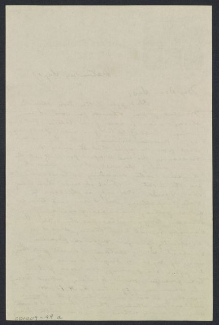 Warren G. Harding-Carrie Fulton Phillips Correspondence: Correspondence and drafts of correspondence; 1918; Aug.