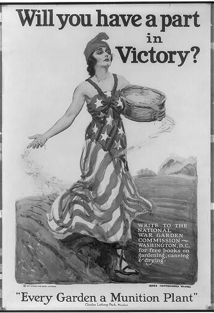 Will you have a part in victory? / James Montgomery Flagg.