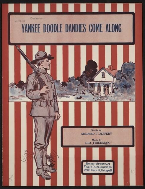Yankee doodle dandies come along