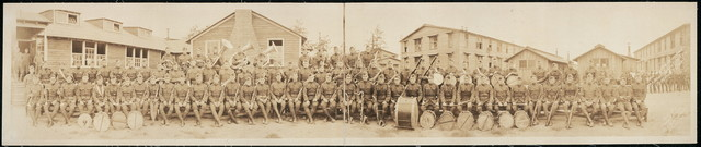 Band and Hdq. detachment, 3rd Army composite reg., (Pershing's own)