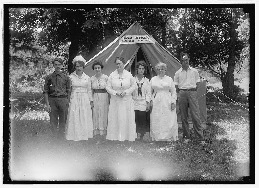Camp Goodwill, July 12, 1919