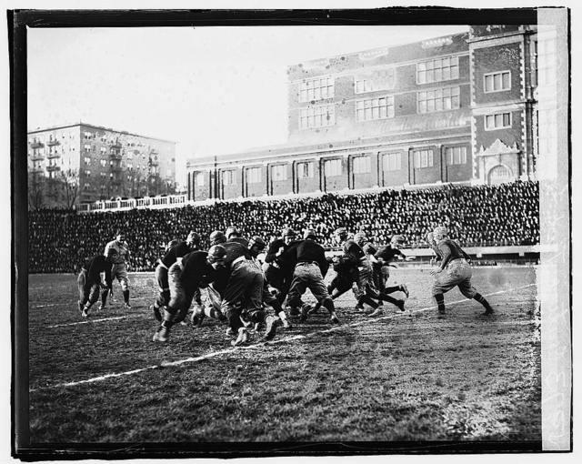 Central Tech Game, 1919
