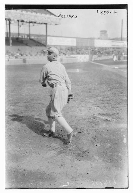 "[Claude ""Lefty"" Williams, Chicago AL (baseball)]"