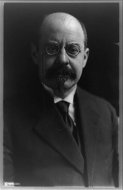 Emile Vandervelde, 1866-1938
