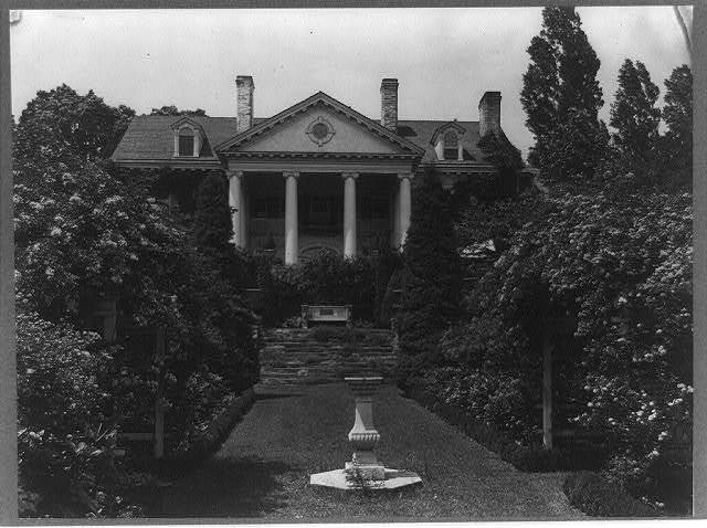 Franklin McFadden home, Radnor Valley Farm, Rosemont, Pennsylvania