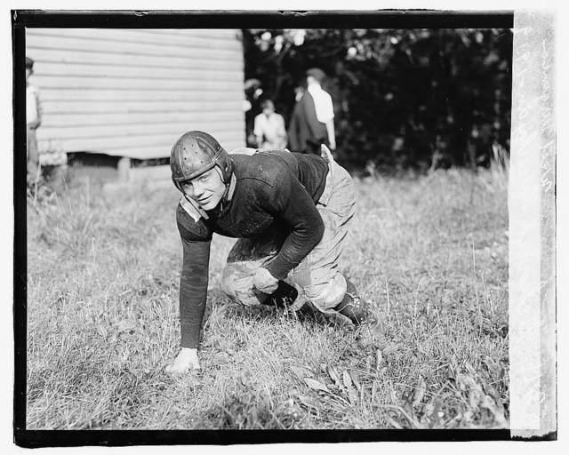 Gehovick, West Virgina Wesleyan, 1919