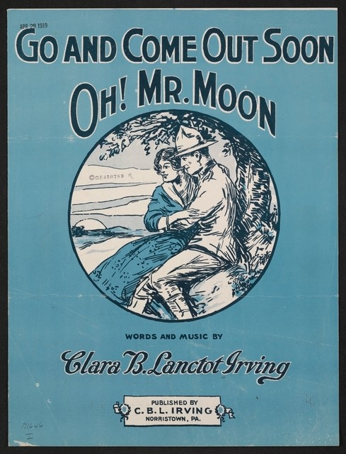 Go and come out soon, oh! Mr. Moon