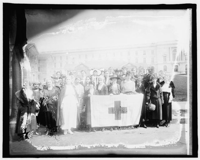 Gov't Hotels group, Red Cross class