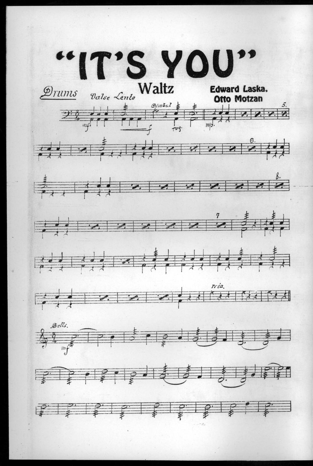 It's you waltz